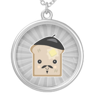 cute french toast pendants