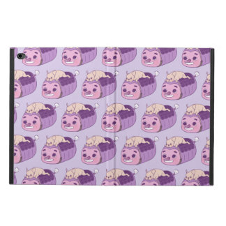 Cute Frenchie and her imaginary friend Powis iPad Air 2 Case