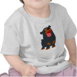 Cute Friendly Cartoon Rottweiler Baby T-Shirt
