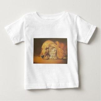 Cute Friendly Cat & Dog Hakuna Matata Gift Relatio Baby T-Shirt