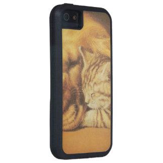 Cute Friendly Cat & Dog Hakuna Matata Gift Relatio Case For iPhone SE/5/5s