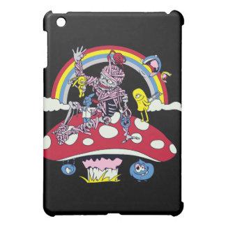 cute friendly zombie bliss vector cartoon cover for the iPad mini