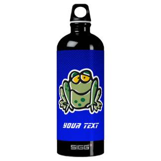 Cute Frog; Blue SIGG Traveler 1.0L Water Bottle
