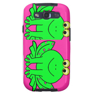 Cute Frog case Galaxy S3 Cases