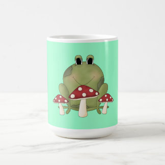 Cute Frog Coffee Mug