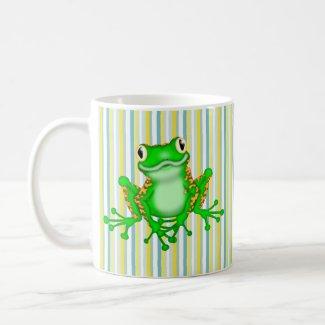 Cute Frog Coffee Mugs