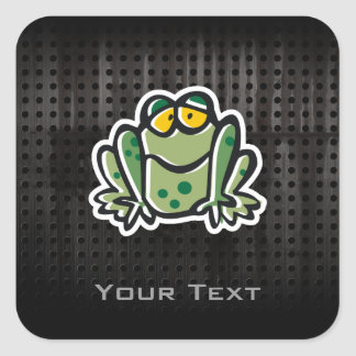 Cute Frog Cool Stickers