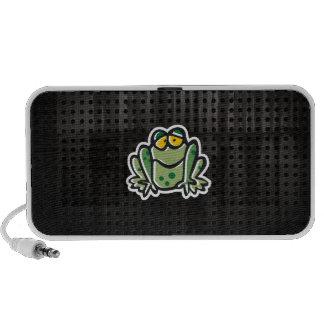 Cute Frog; Cool Travel Speaker