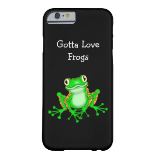 Cute Frog iPhone 6 Case
