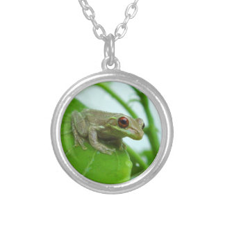Cute Frog Necklace