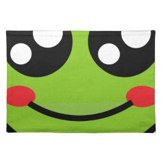 Cute Frog Placemat
