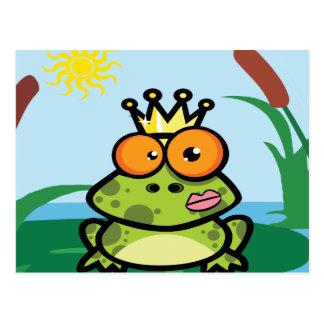 Cute Frog Postcards