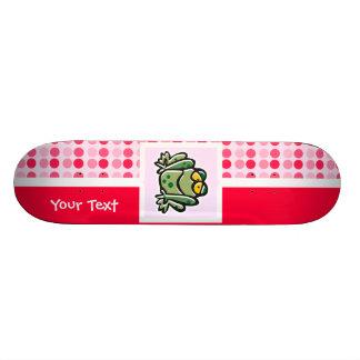 Cute Frog Skateboard Decks