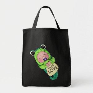 Cute Frog Tadpole Baby bag