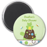 Cute Frog Turtle Bee Party Favor Magnets