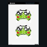 "Cute Frog Xbox 360 Controller Skin<br><div class=""desc"">Cute Frog</div>"