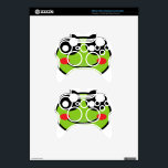"Cute Frog Xbox 360 Controller Skin<br><div class=""desc"">Cute Frog</div>"