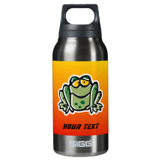 Cute Frog; Yellow Orange SIGG Thermo 0.3L Insulated Bottle