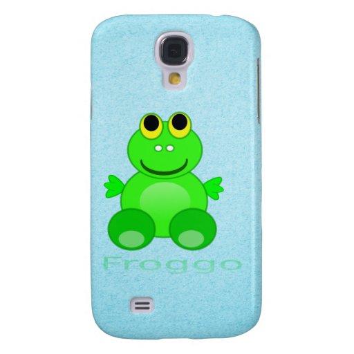 Cute Froggo Frog HTC Vivid Cover