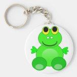 Cute Froggo Frog Key Chain