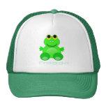 Cute Froggo Frog Mesh Hats