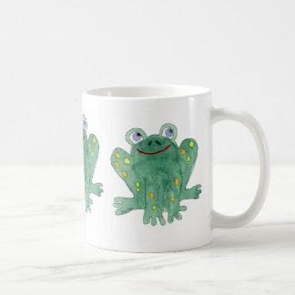 Cute Frogs Mugs & Drinkware