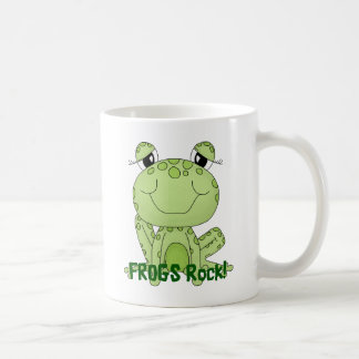 Cute Frogs Rock Love Frog Products Mug