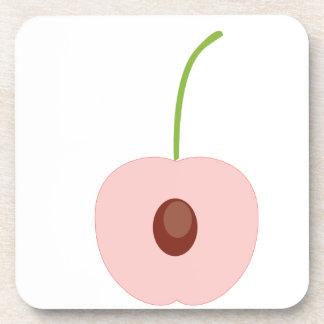 cute fruit design coaster