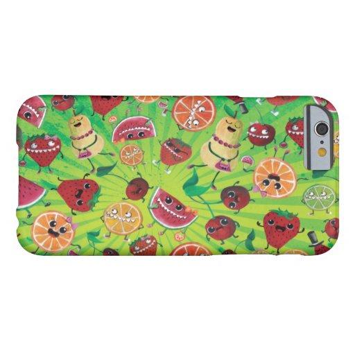 Cute Fruit Madness iPhone 6 Case
