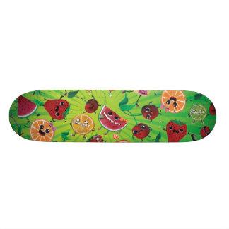 Cute Fruit Madness Skate Decks
