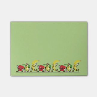 Cute fruits post-it® notes