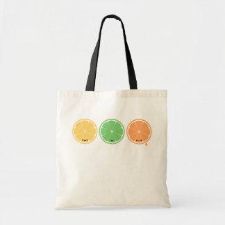 Cute Fruits Tote Bag