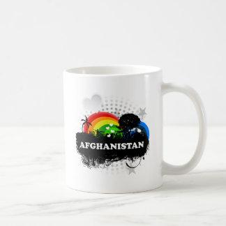 Cute Fruity Afghanistan Coffee Mug