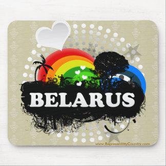 Cute Fruity Belarus Mousepad