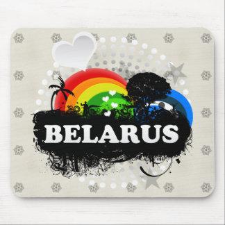 Cute Fruity Belarus Mousepads