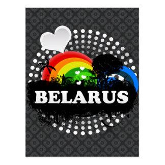 Cute Fruity Belarus Post Cards
