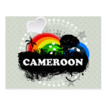 Cute Fruity Cameroon Post Cards