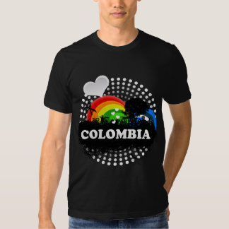 Cute Fruity Colombia T Shirt