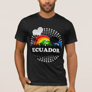 Cute Fruity Ecuador T-Shirt