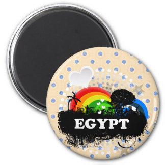 Cute Fruity Egypt Refrigerator Magnets
