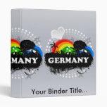 Cute Fruity Germany 3 Ring Binders