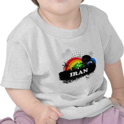 Cute Fruity Iran Tshirts