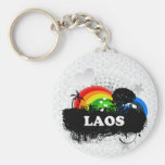 Cute Fruity Laos Keychain