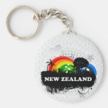 Cute Fruity New Zealand Keychains