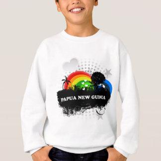 Cute Fruity Papua New Guinea Sweatshirt