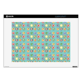 Cute Fruity Pattern Laptop Skins