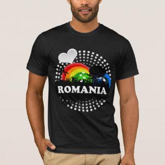Cute Fruity Romania T-Shirt