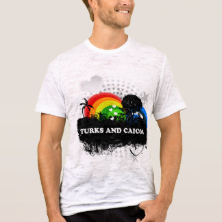 Cute Fruity Turks And Caicos T-Shirt