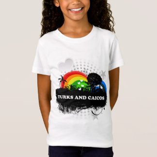 Cute Fruity Turks And Caicos T-Shirt