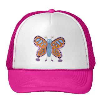 Cute Fun Butterfly Hat